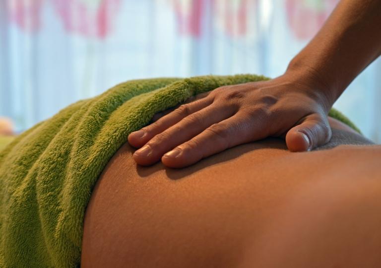 Auszug Massage Shooting